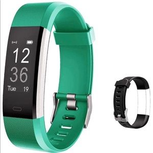 Accessories - DBPOWER Fitness Tracker, Turquoise Blue